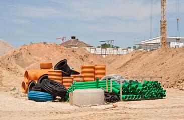 Mavro Bio : livraison de matériaux de construction pour chantier à Fargues-Saint-Hilaire